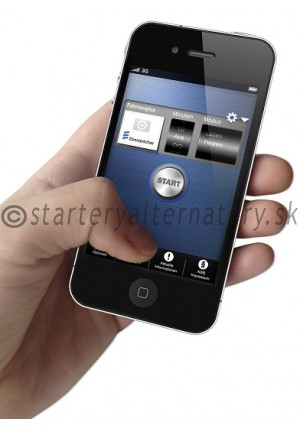 EasyStart Call (s aplikáciou pre Android a I-Phone) 221000340100