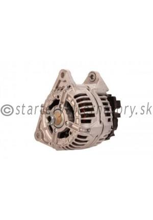 Alternátor CITROËN JUMPER (160) 140A 2999 ccm (3.0 HDi) 116 kW kód motora F1CE0481D (F30DT) rv.  07/2010... 5705 KL